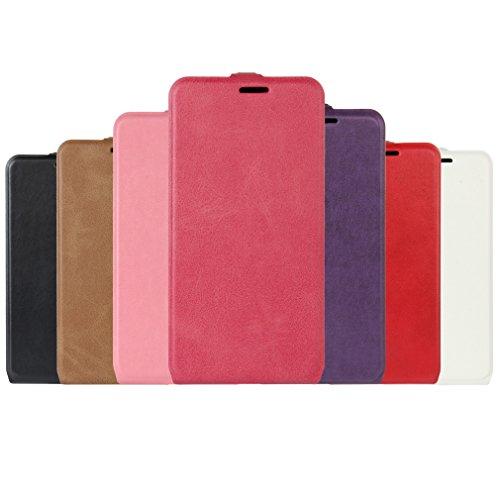 Funda Huawei P10 Lite,Manyip Caja del teléfono del cuero,Protector de Pantalla de Slim Case Estilo Billetera con Ranuras para Tarjetas, Soporte Plegable, Cierre Magnético C