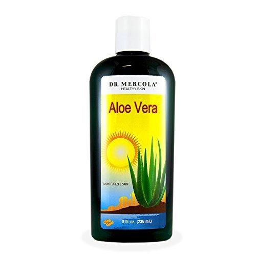 Dr Mercola Aloe Vera 8 fl oz 236 ml by Dr. Mercola