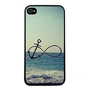 Hakuna Matata Black Hard Cover Case for iPhone 5 5s case