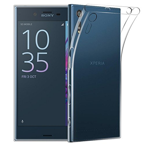 Case Creation™ Transparent Back Case Back Cover for Sony Xperia Z5 Dual  Transparent