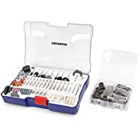 Deals on WORKPRO 295-piece Compact Rotary Tool Accessories Kit