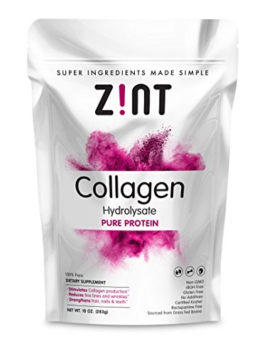 Zint 胶原水解蛋白粉-恢复你的青春期靓丽!