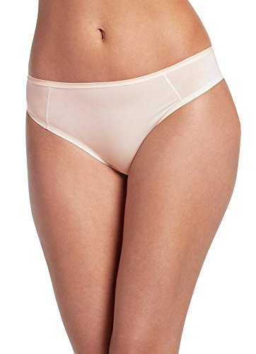 (Jockey Women's Underwear Air Ultralight Thong, Sheer Nude, 7 )