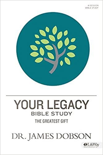 Book Your Legacy - Member Book (Building a Family Legacy) by Dr. James Dobson (2014-09-01)