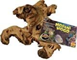 Reptile Mopani Wood for Aquariums [Set of 2] Size: Small (1.83'' H x 0.33'' W x 0.33'' L)
