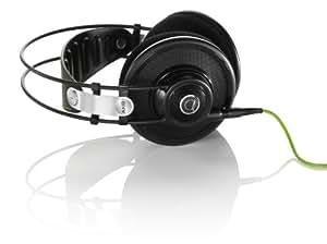 AKG Q 701 Quincy Jones Signature Reference-Class Premium Headphones - Black
