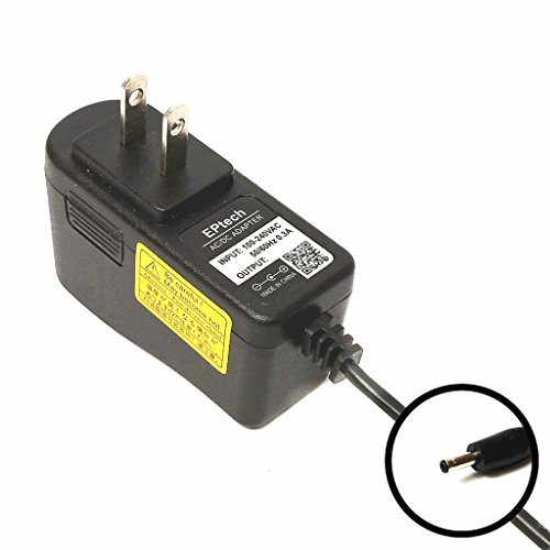 EPtech (6.5Ft Extra Long) 2A AC/DC Power Charger Adapter for Nextbook Ares 11 NXA116QC164 11.6 Inch Tablet