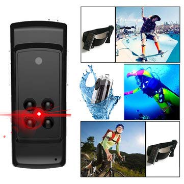 S2 HD 1080P Mini Camera Vlog Camera for Youtube Recording 12 Million Pixels Infrared Night Vision Lifelogging Camcorder Wearable Body Camera - Sport Camera & Camcorder Sport Cameras]()