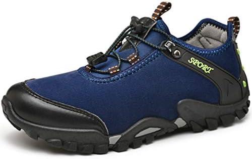 ハイキングシューズ レディース 登山靴 メンズ トレッキングシューズ 通気性ユニセックス 大きいサイズ アウトドア シューズ 防滑 耐磨耗 衝撃吸収 防水 メッシュ 歩きやすい スニーカー 通気性 軽量 幅広