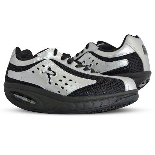 Silver Black Walking Shoes Nazca Unisex Ryn Sympatex YXwqv