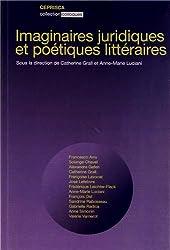 Imaginaires juridiques et poétiques littéraires