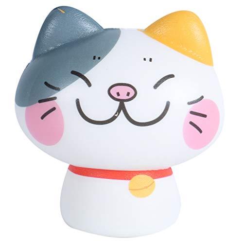 Amazon.com: CMrtew 1PCS Squeeze Exquisite Lovely Cat Scented ...