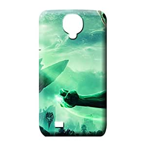 samsung galaxy s4 Heavy-duty Awesome Awesome Look mobile phone carrying covers green lantern -01