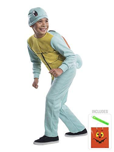 BirthdayExpress Pokemon Squirtle Child Costume M Halloween