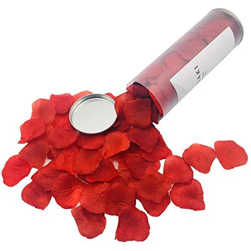 Buy fabric rose petals