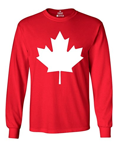 Shop4Ever Canada Sleeve Canadian Shirts product image