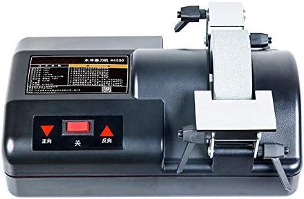 電気双方向研ぎ機、120W 220V研ぎ器5インチ水冷式低速研ぎ器