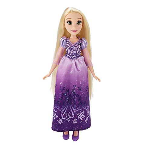 Disney Princess Royal Shimmer Rapunzel - Disney Rapunzel Doll