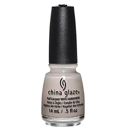China Glaze Rebel Collection Nail Lacquer, Dope Taupe