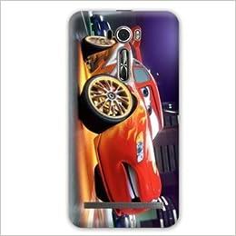 Case Carcasa Asus Zenfone 2 Laser ZE550KL / ZE 550 KL Dessin ...