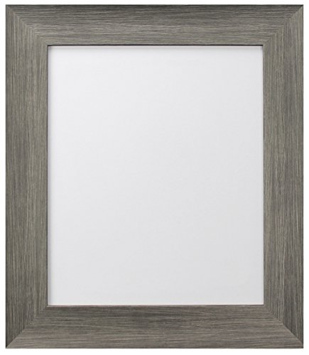 Wolf Photo Frame - Frames by Post Hygge Picture Photo Frame, Plastic, Wolf Grey, 40 x 30 cm