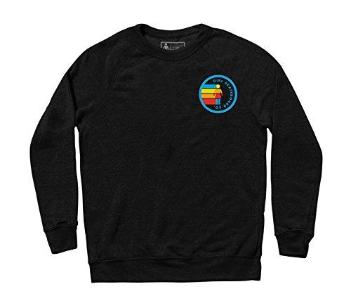 Zero Black Sweatshirt - 5