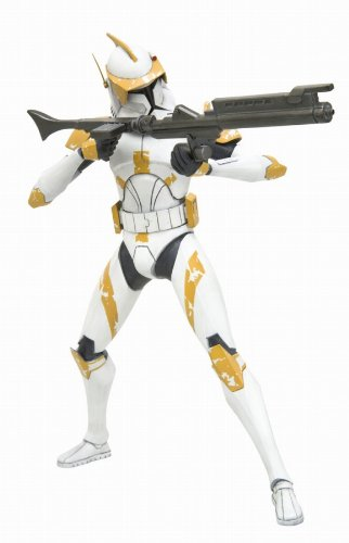 Warsartfx+ Series2 Clone Trooper Commander Cody (Adult Clone Trooper Commander)