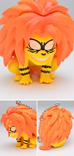 Ushio and Tora: Tora Swing Mascot Figure Keychain ~ Tora An Ancient Tiger-like Yokai