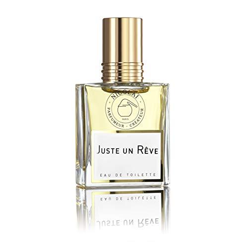 JUSTE UN REVE By Parfums De Nicolai, Eau De Toilette Spray, 1.0 oz 30 ml