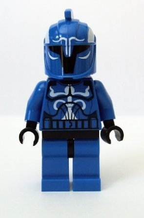 LEGO Star Wars - Senate Commando Captain - 2