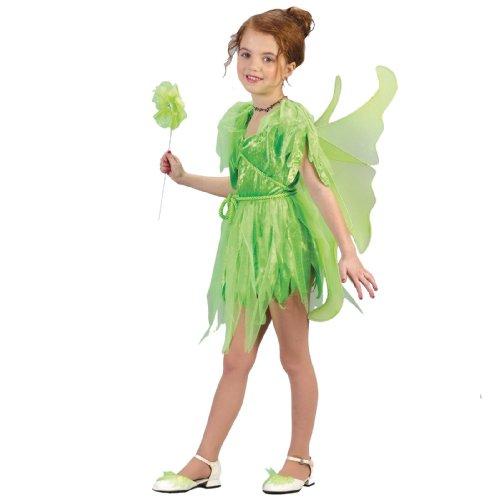 Morris Costumes Neverland Fairy Child Medium -