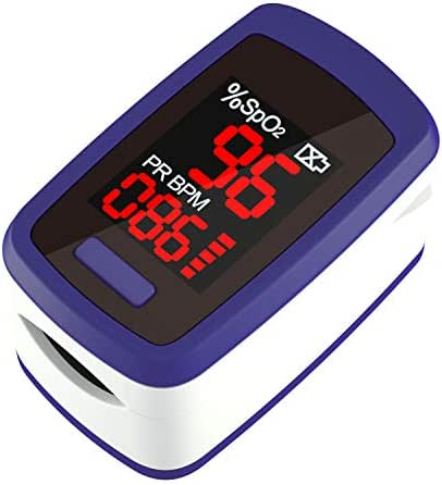 Pulse Oximeters: Lovia Fingertip Pulse Oximeter