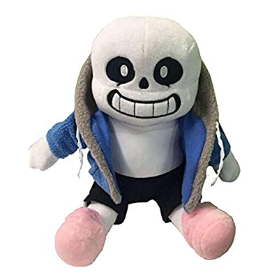 Newest Undertale Plush Frisk Stuffed Toy Plush Toy Doll Awesome Gift for Kids (Asriel) (Sans): Kitchen & Dining