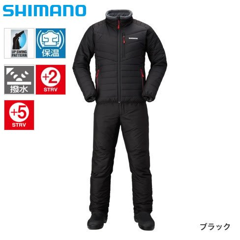 シマノ(SHIMANO) ベーシック インシュレーション スーツ MD-055Qの商品画像