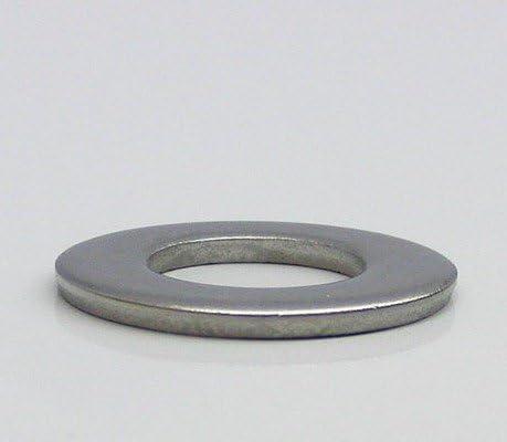 100 St/ück M3 Unterlegscheiben DIN 125 Edelstahl V2A Beilagscheiben A2 Scheiben 3,2 mm