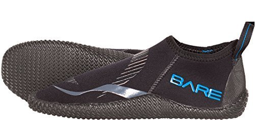 Sports By Boots Feet 10 Bare 3mm Black q4w0xYX