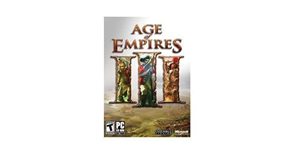 Amazon com: Age of Empires III: Age of Empire III, Game