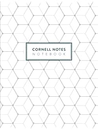 Amazon student life books cornell notes notebook 85x11 120 pages of cornell note paper for fandeluxe Gallery