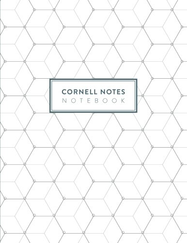 "Cornell Notes Notebook: 8.5""x11"", 120 pages of Cornell Note Paper for Taking Notes (School Notebooks, and College Ruled Notebooks and Journals) College Notebook"