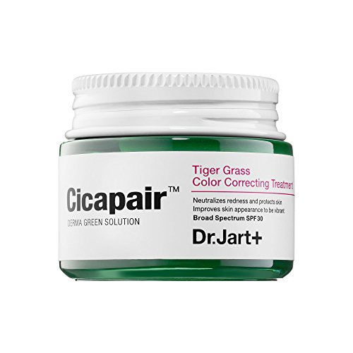 DR. JART+ Cicapair Tiger Grass Color Correcting Treatment SPF 30 0.5 oz/ 15 mL (travel ()