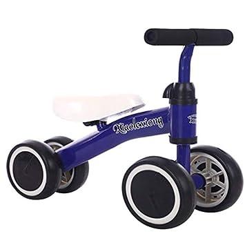 Y.T Equilibrio de los niños Bicicleta 1-3 años bebé Giro Coche ...