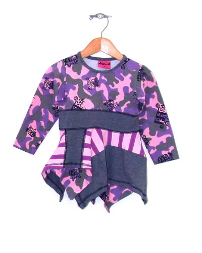 Boutique Baby Girls BFF Doodles Tunic