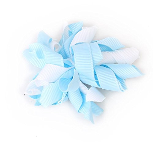 Boutique Girl Toddler Costume Corker Hair Bows with French Clips Baby -