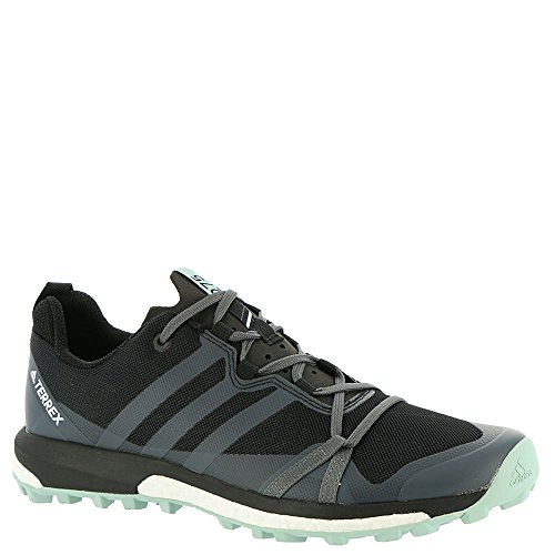 limited edition cheap price with mastercard for sale adidas Terrex Agravic Women's Running 8 B(M) US Black-Grey-Green clearance wholesale price choice sale online SFY5v