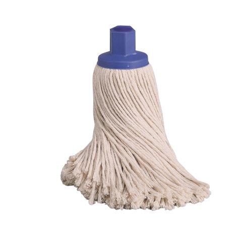 Mery 0402.51 Wischmop aus 100% Baumwolle mit extragroßem Kopf