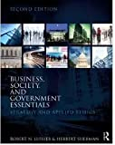 Business Society And Government Essentials: Strategy And Applied Ethics, 2Nd Edition