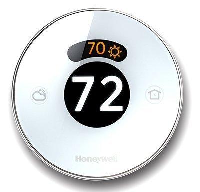 Lyric RCH9300WF Wi-Fi Thermostat by Eco-heater