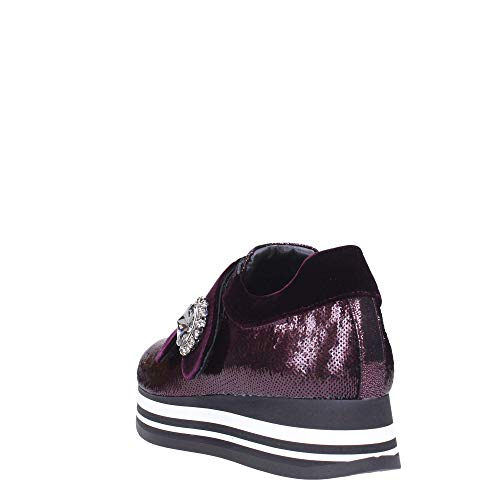 Jeannot Jeannot 78382 78382 Amaranth Sneakers Femme dPqzPYng