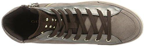 GeoxD MODESTY A - zapatillas deportivas altas Mujer Gris - Grau (C9006SMOKE GREY)