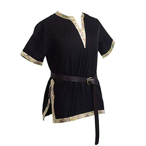 Medieval Nobleman Clothing - Viking Costume Medieval Renaissance Nobleman Short